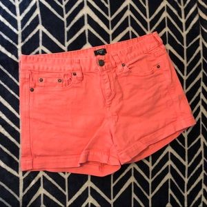 🔥Salmon colored j. Crew shorts